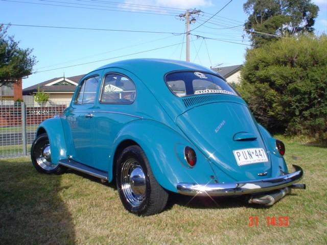 sea blue 66