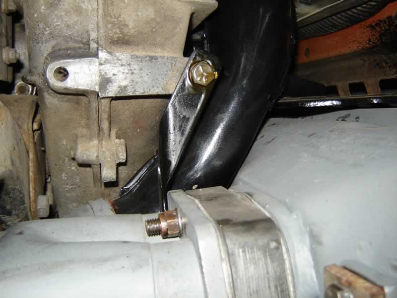 LH heat exchanger