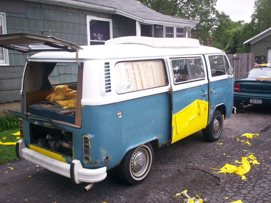 TheSamba com :: Vanagon - View topic - The Taboo Roll-on
