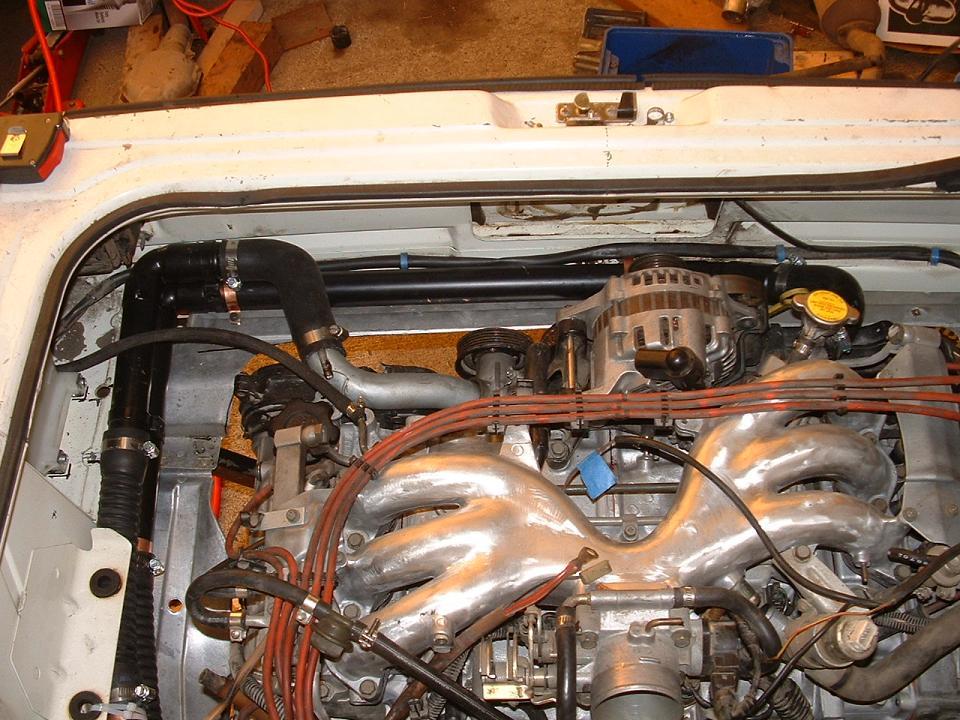 Subaru Engine Swap Wiring Further Conversions Vanagon 3 0l H6 On