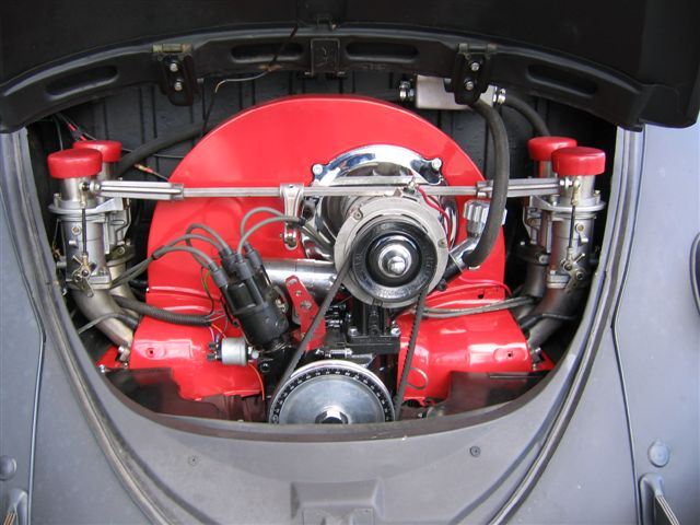 a new engine for the 61