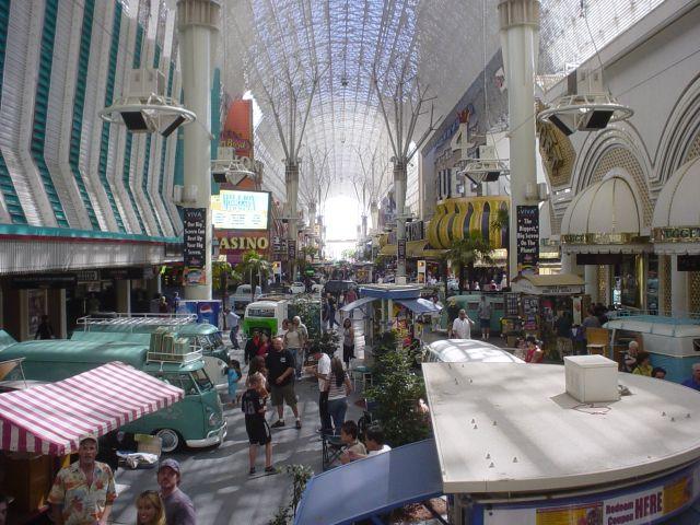 Las Vegas Weekend - Fremont Street