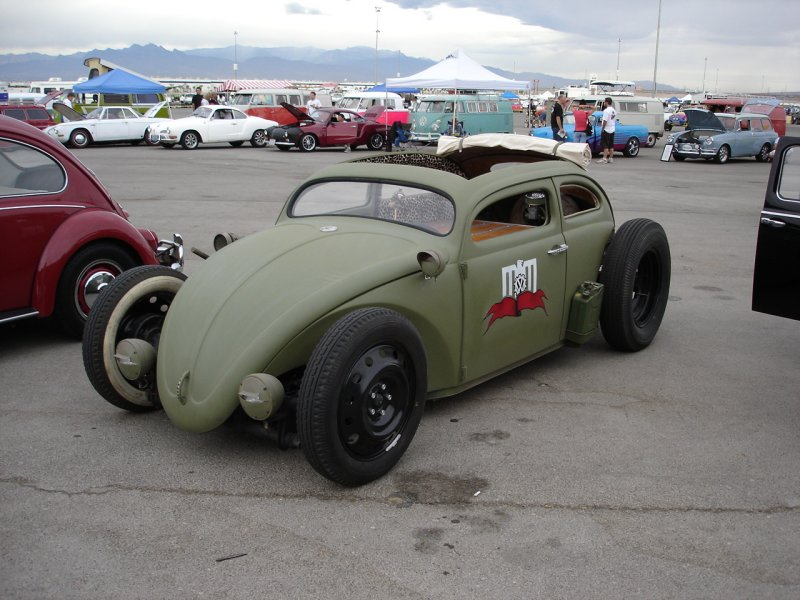 TheSamba.com :: Other VW Vehicles/Volksrods - View topic - How to ...
