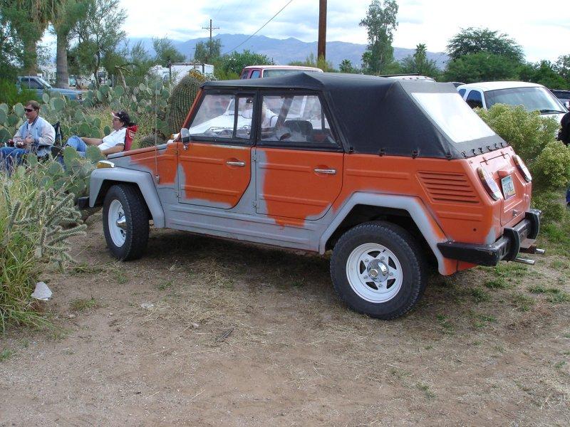 Orange Thing