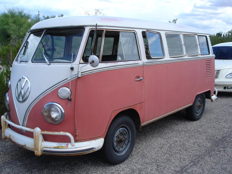 Late 1963 15-Window Deluxe