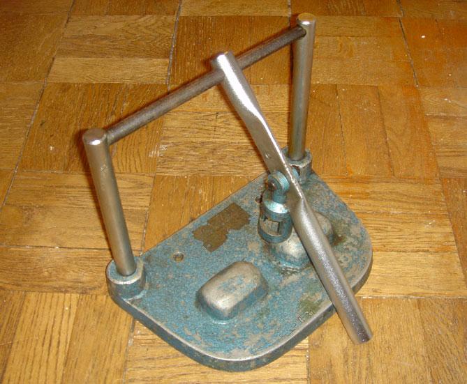 Gedore valve spring compressor