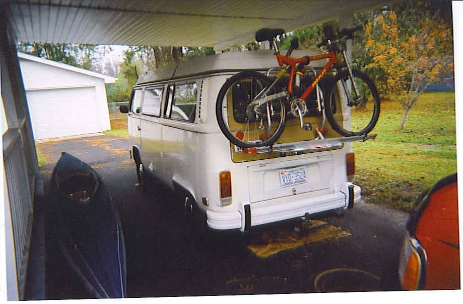 Thesamba Com Bay Window Bus View Topic Bike Rack