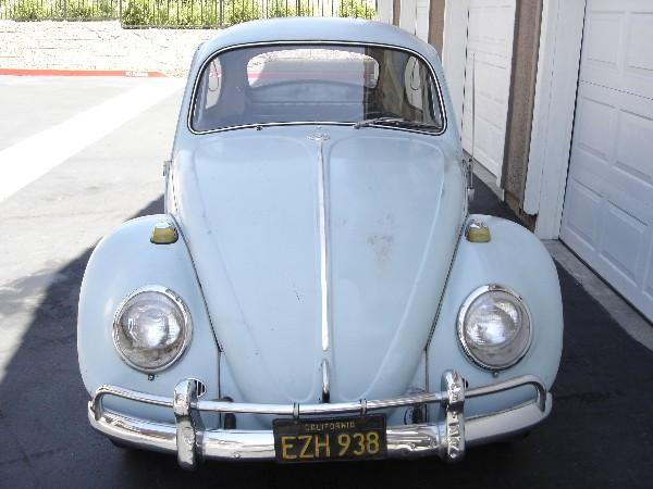 1965 Bahama Blue Bug