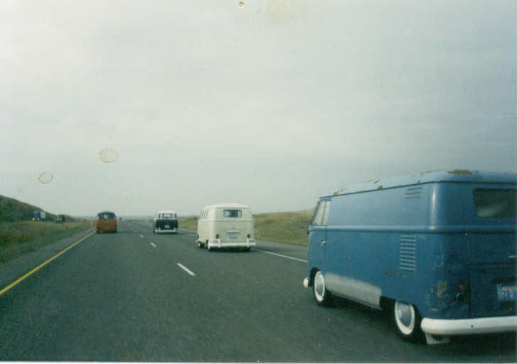 5 Bus Caravan