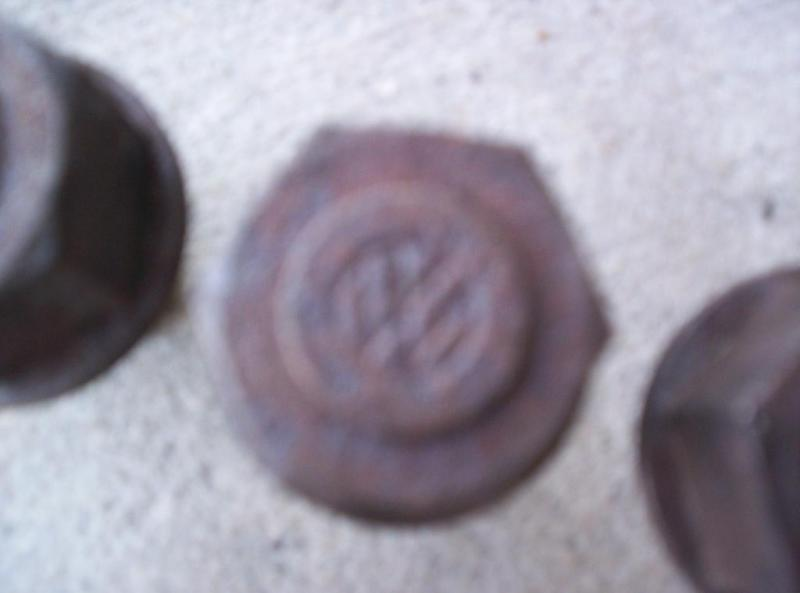emblem'd lugs