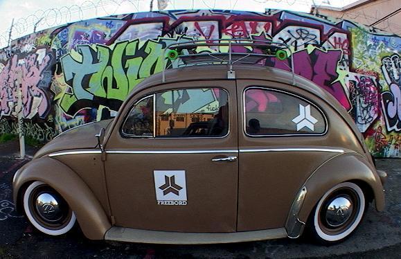 1957 Freebord Beetle