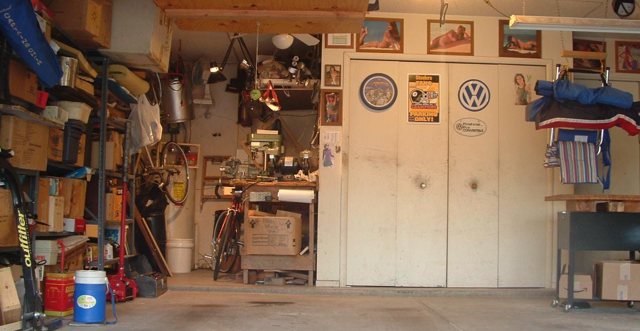 Cusser's Garage