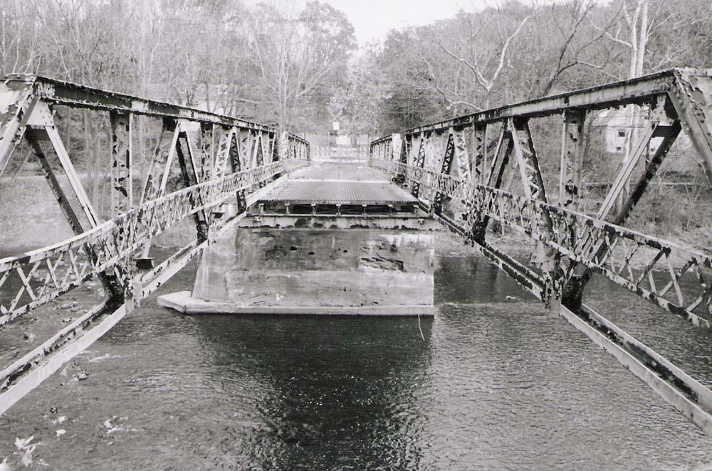 Bridge out, Duncannon, PA