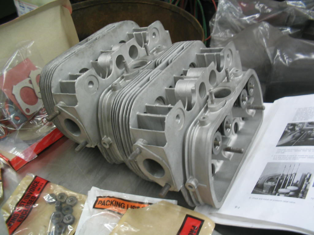 36 hp heads after rebuild