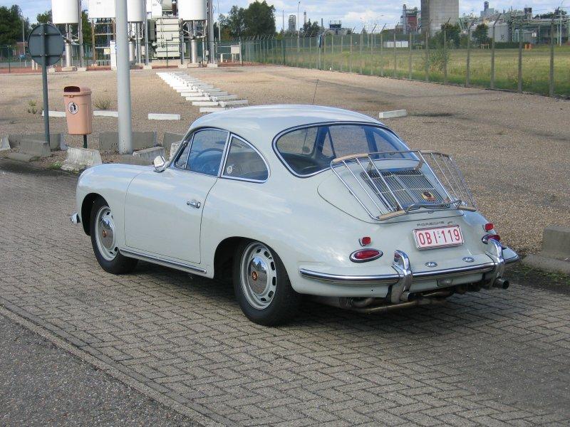 Porsche 356 C stolen