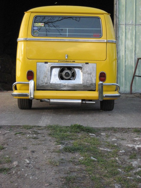 rear view with link to forum and videos