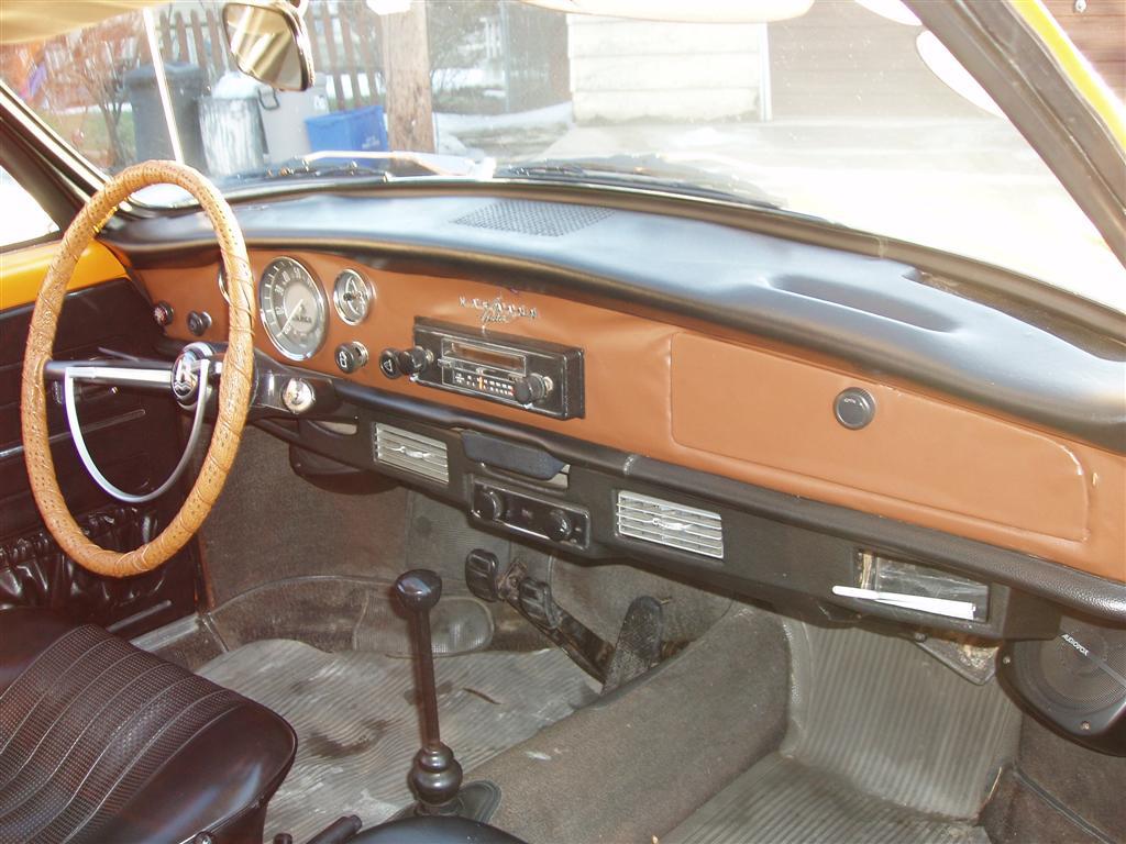 '70 Ghia Convertible