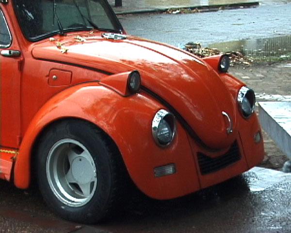 Mercedes-Vagon