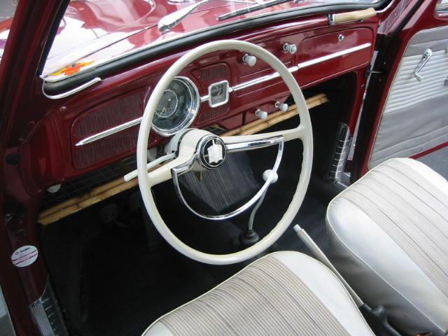 1966 Fusca - Made in Brazil