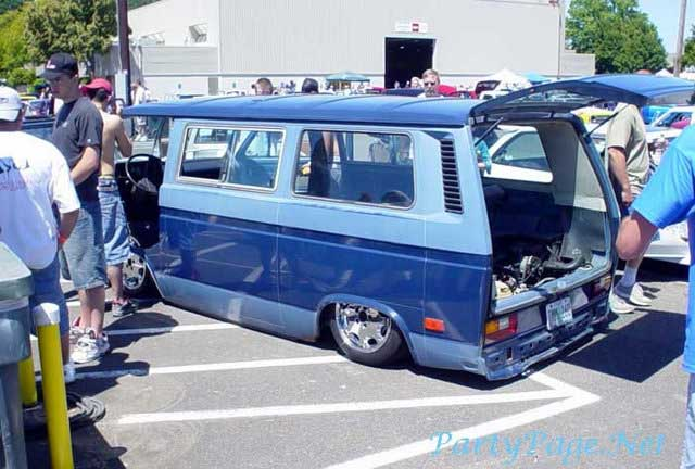 ?Airbagged? Vanagon