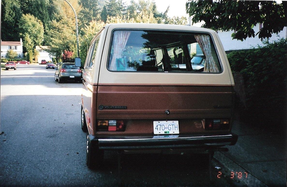 My Van 7