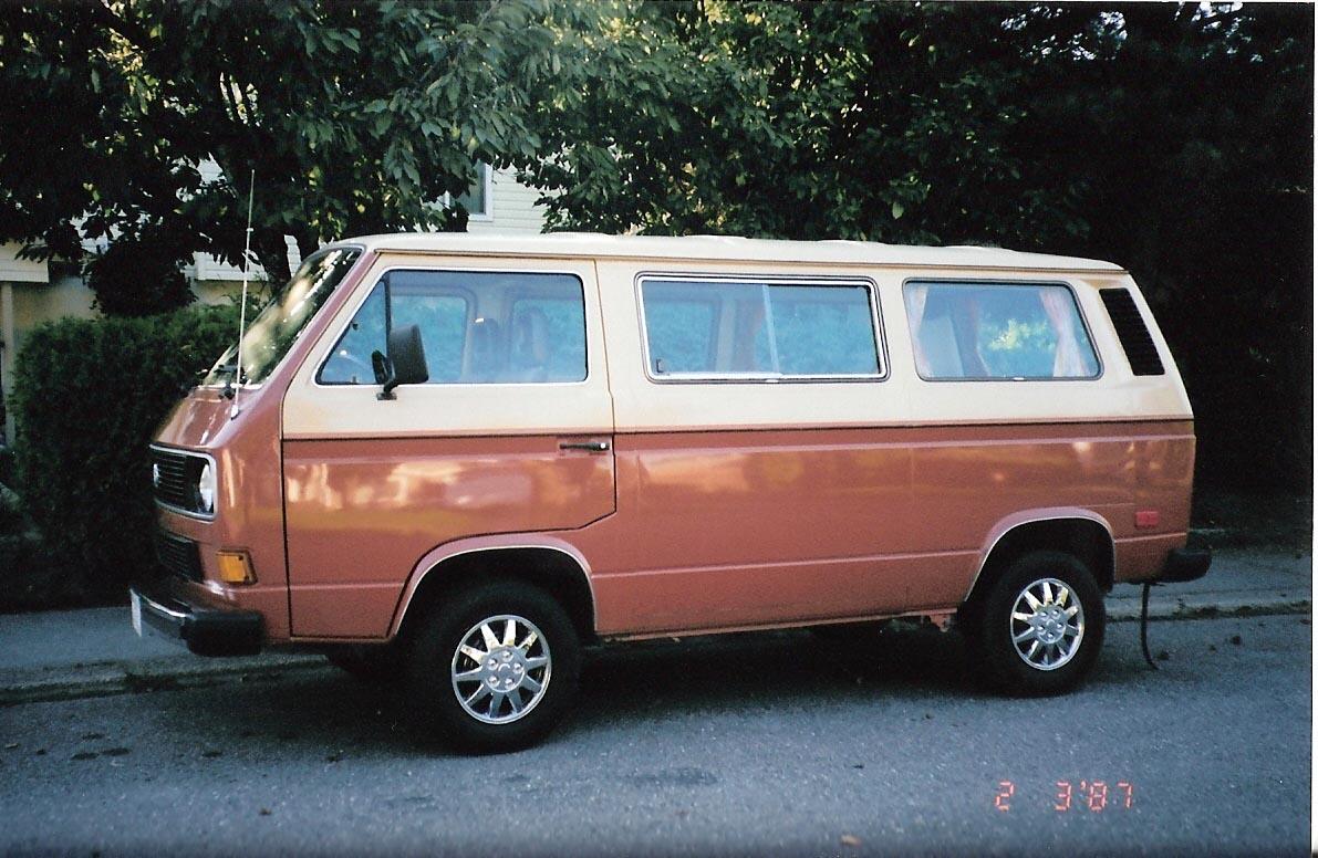 My Van 8