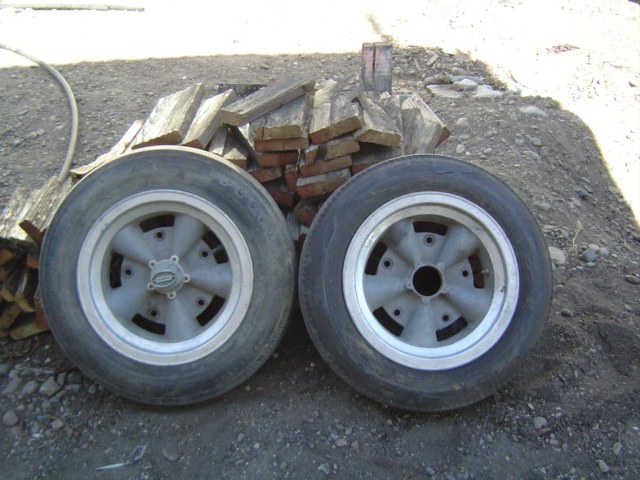 Crestline Wheels