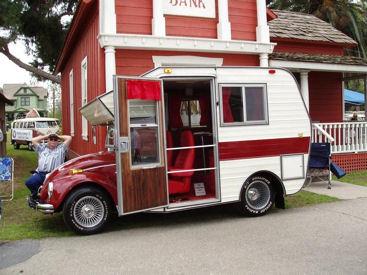 Thesamba Com Gallery Minne Bug O A Unique Vw Conversion Camper