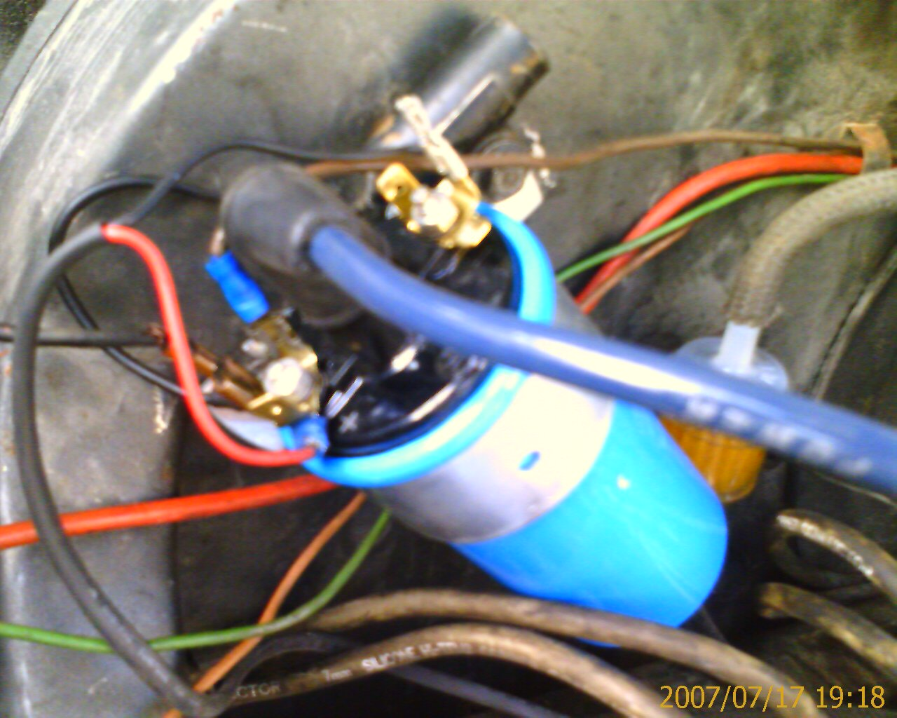 beetle ignition coil wiring thesamba.com :: performance / engines / transmissions ... e90 ignition coil wiring diagram
