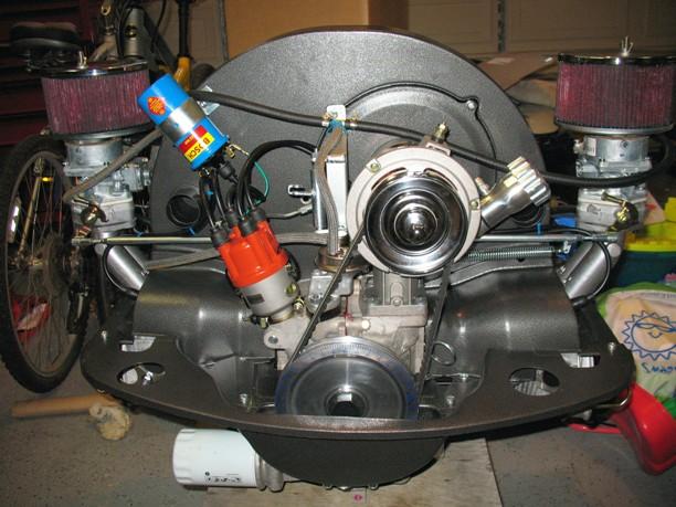 my new engine