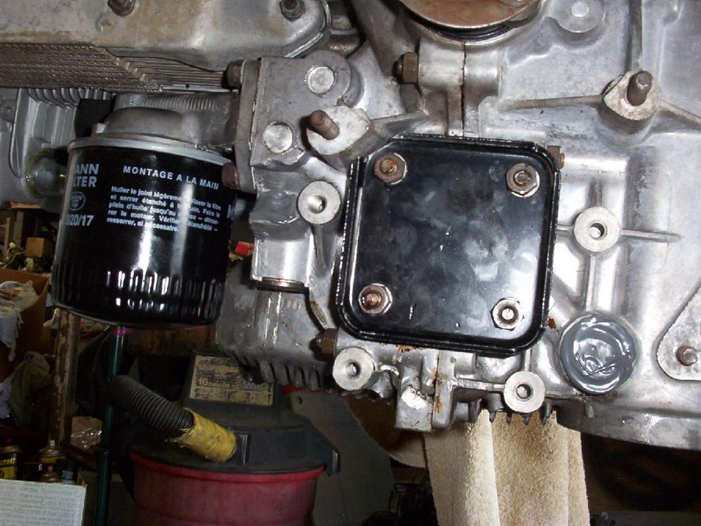 Vw Type 4 Engine Oil