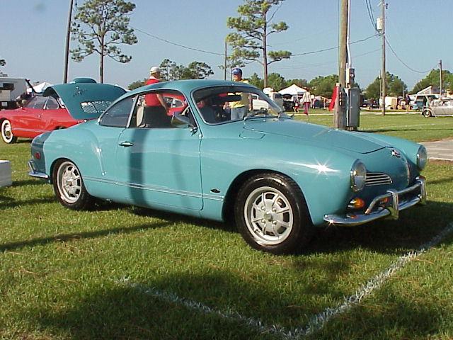 1968 Karmann Ghia Coupe