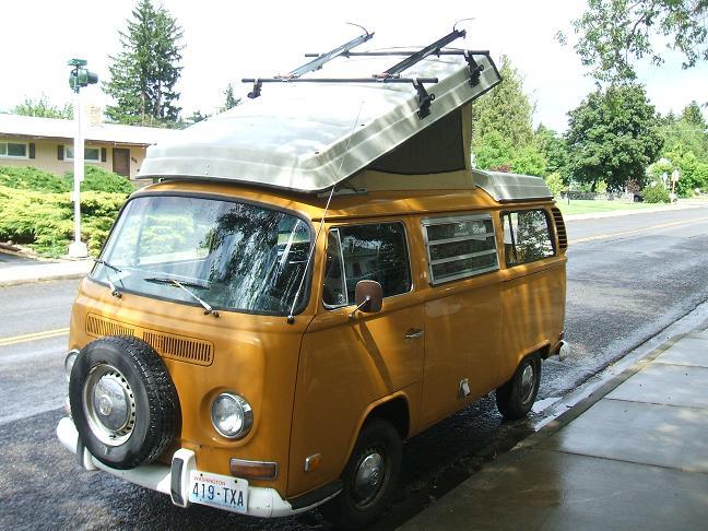 c549f39774 TheSamba.com    Bay Window Bus - View topic - roof rack inventions ...