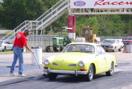 Thunder Valley Raceway - Noble, OK