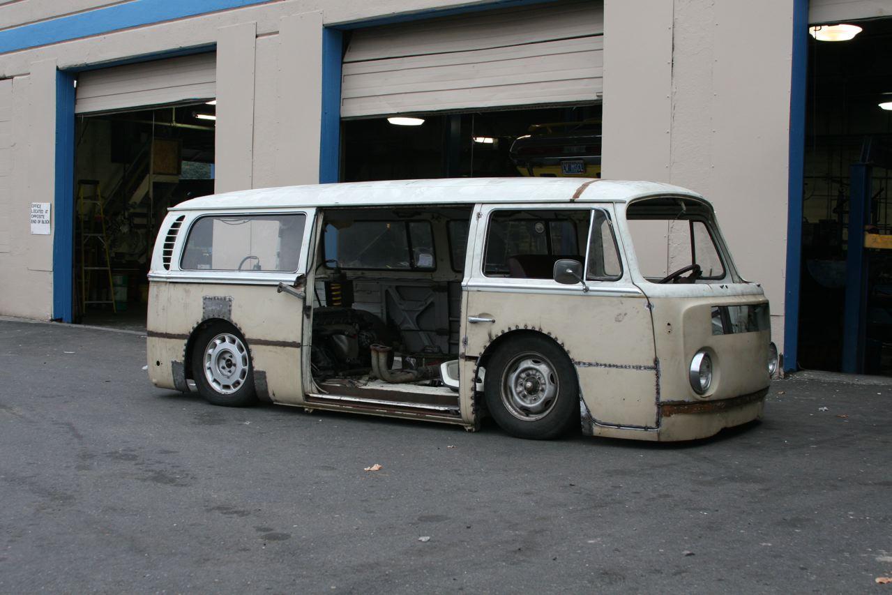 Thesamba Com Gallery Slightly Modified 72 Vw Bus
