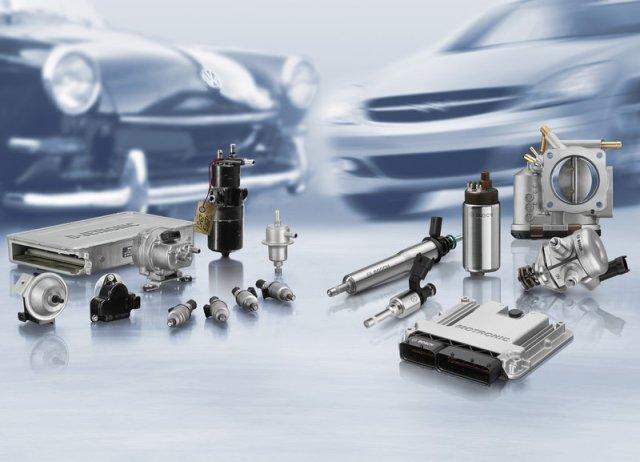 40 years of Bosch FI