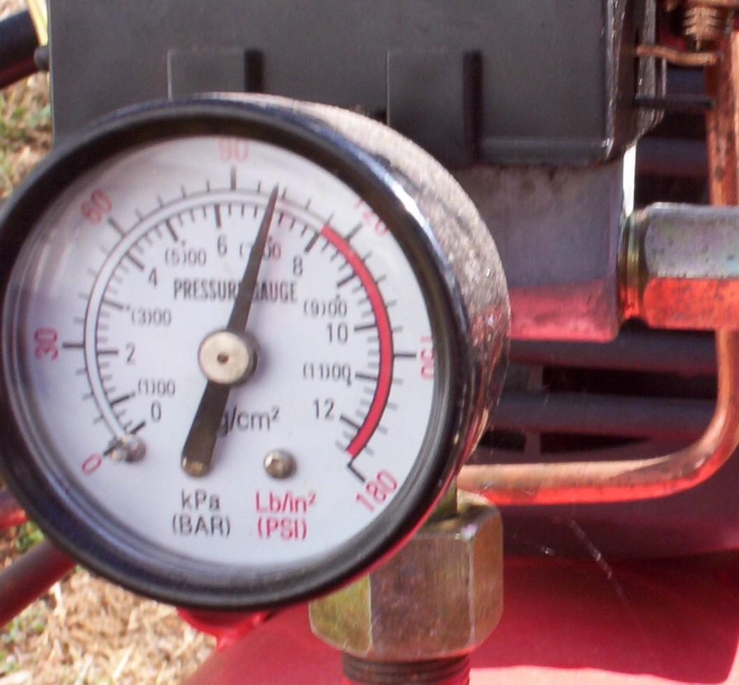 Gasket Pressure Test 2