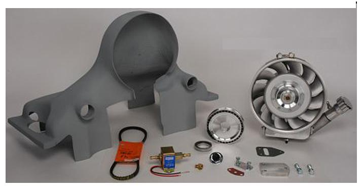ImageSpace - 911 Fan Shroud In Ghia   gmispace com