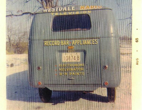 Westdale Radio Barndoor 2