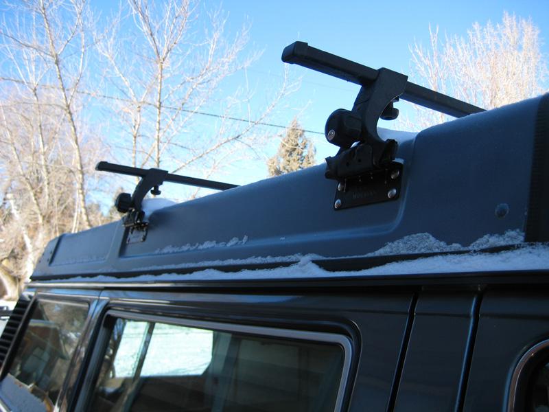 Thesamba Com Vanagon View Topic Yakima Or Thule Artificial Rain Gutter