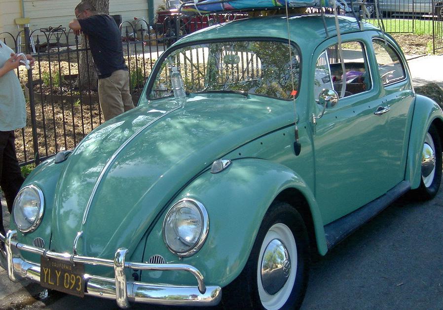 Stolen 62 Bug in Sacramento