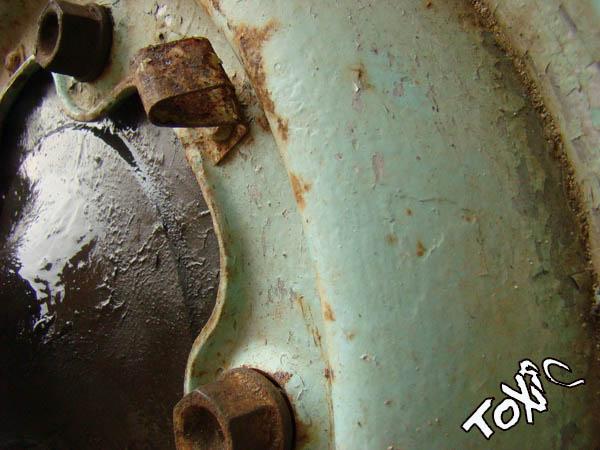 toxic rust