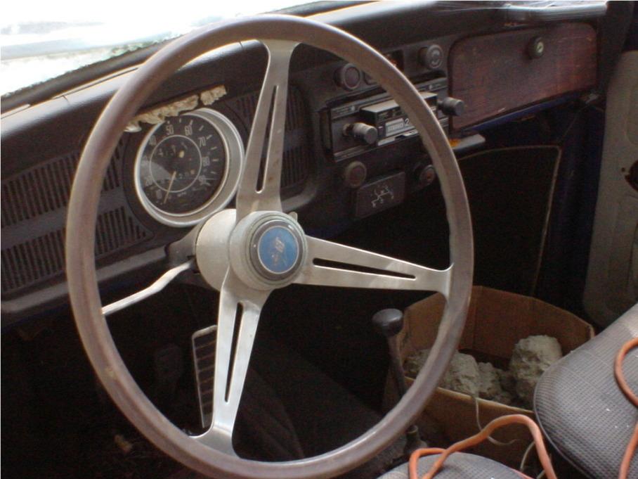 '72 empi GTV beetle