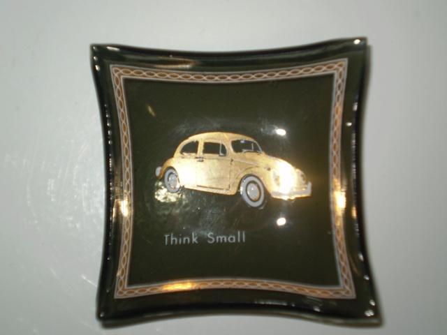 VW ashtray