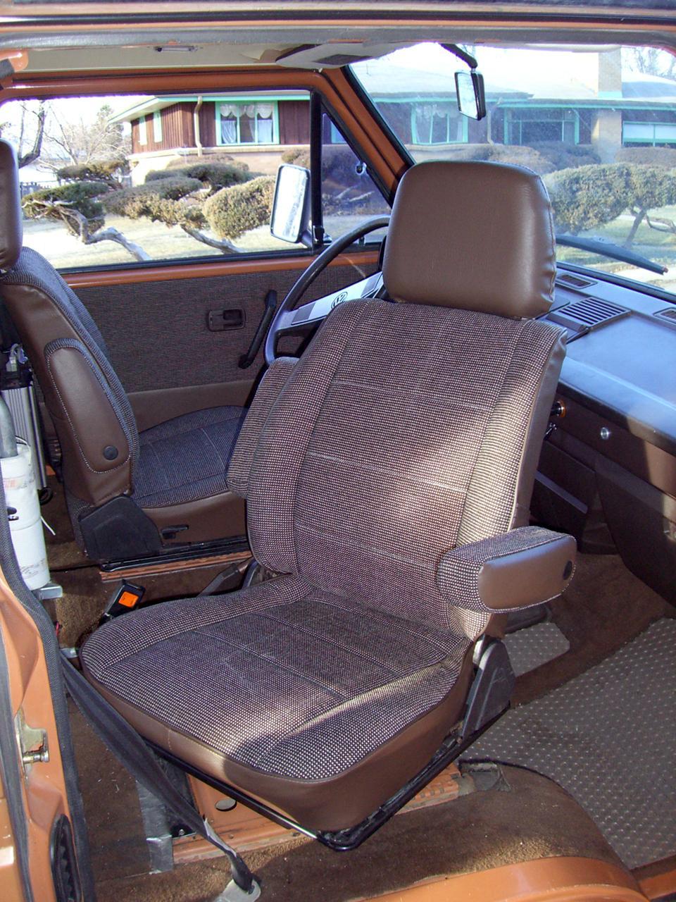 Vw Vanagon Seat Covers  U2013 Velcromag