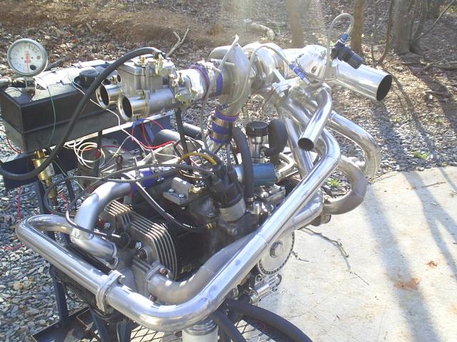 Car Craft Vw >> Thesamba Com Gallery Car Craft Turbo Set Up