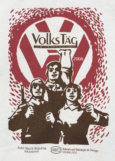 VolksTag t-shirts