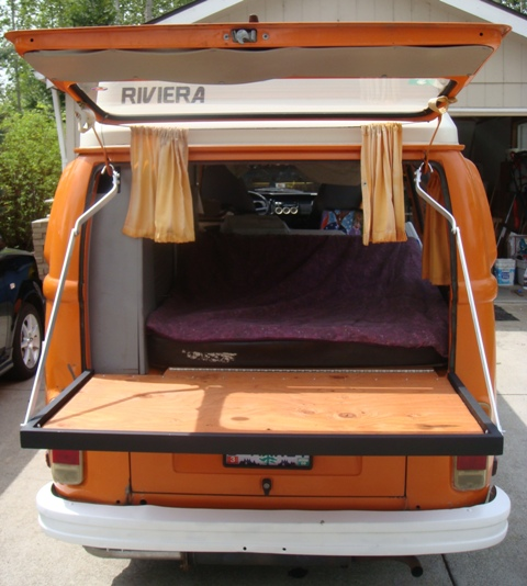 Thesamba Com Bay Window Bus View Topic Rear Tent