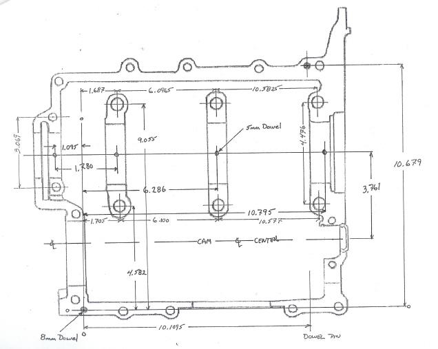 VW Engine Blueprint