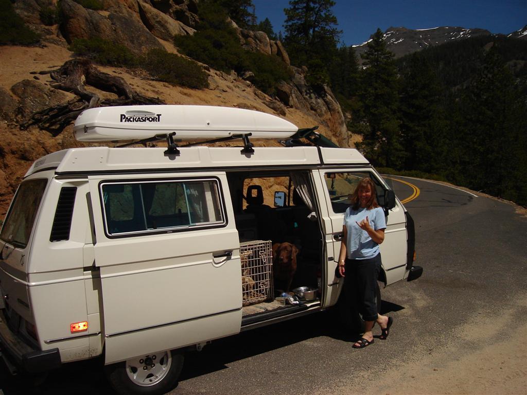 Sonora Pass, California